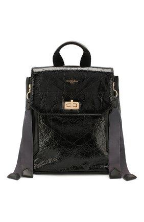 Женский рюкзак id GIVENCHY черного цвета, арт. BB50BRB0S5 | Фото 1