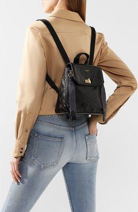 Женский рюкзак id GIVENCHY черного цвета, арт. BB50BRB0S5 | Фото 2
