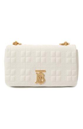 Женская сумка lola small BURBERRY белого цвета, арт. 8021106   Фото 1