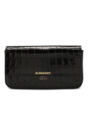 Женская сумка camille BURBERRY черного цвета, арт. 8028024   Фото 1