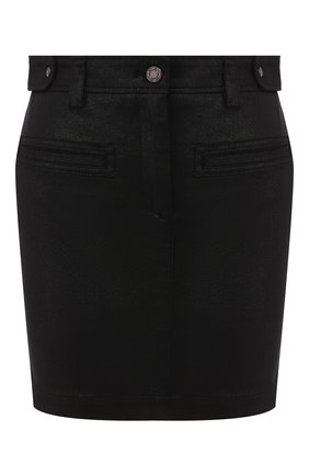Женская юбка TOM FORD черного цвета, арт. GCD036-DEX103 | Фото 1