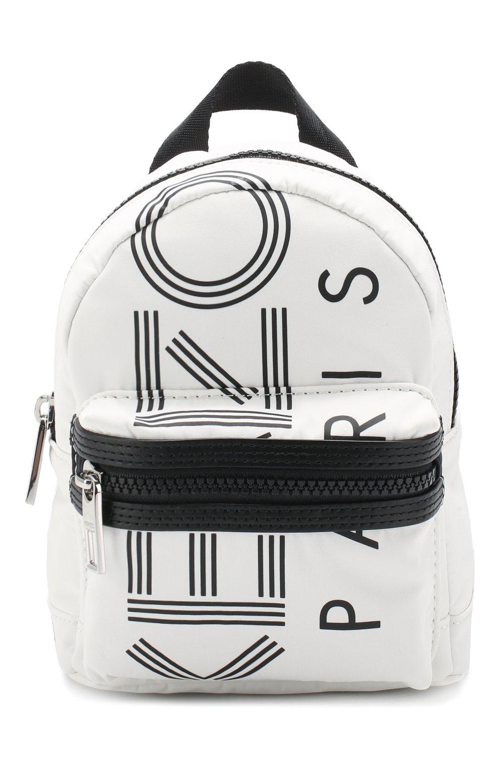 Женский рюкзак KENZO белого цвета, арт. F865SF215F24   Фото 1