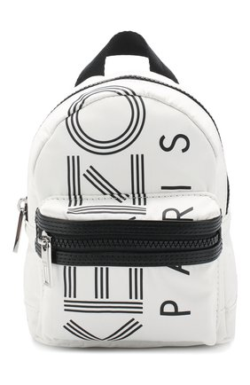 Женский рюкзак KENZO белого цвета, арт. F865SF215F24 | Фото 1
