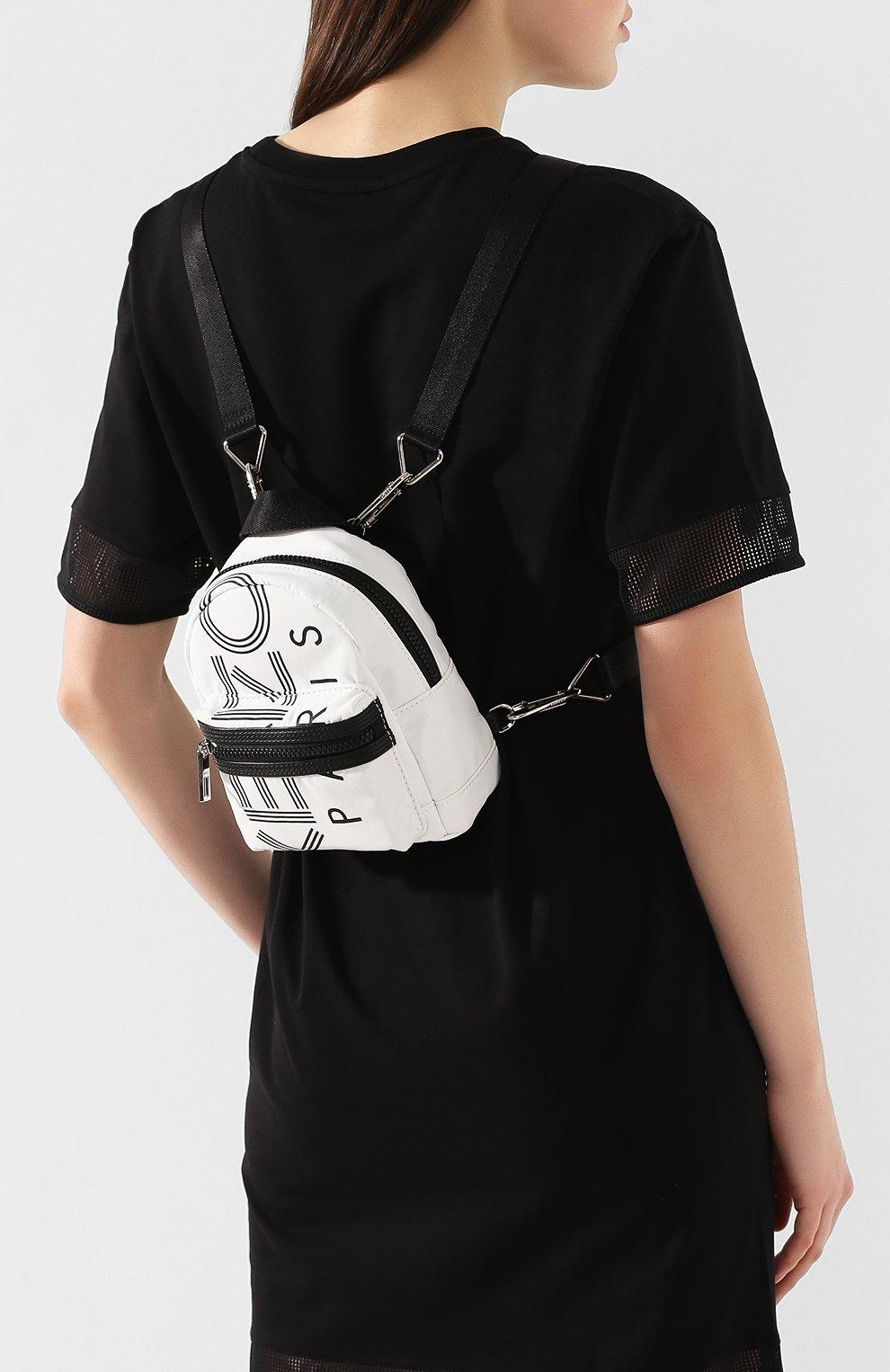 Женский рюкзак KENZO белого цвета, арт. F865SF215F24   Фото 2