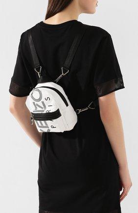 Женский рюкзак KENZO белого цвета, арт. F865SF215F24 | Фото 2