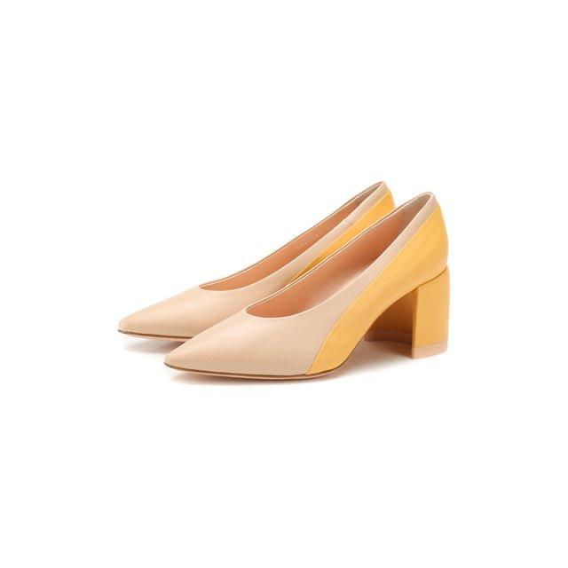 Кожаные туфли AGL