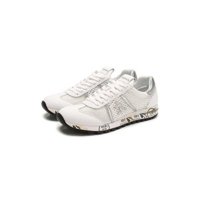 Комбинированные кроссовки Lucyd Premiata — Комбинированные кроссовки Lucyd