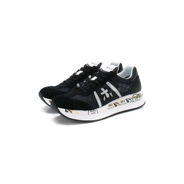 Комбинированные кроссовки Conny Premiata