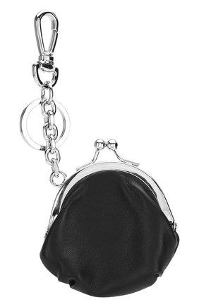 Женский брелок для ключей MAISON MARGIELA черного цвета, арт. S56UI0155/P3001 | Фото 1