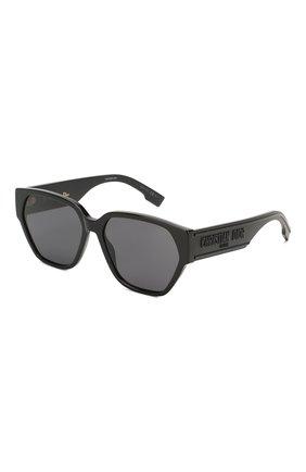Женские солнцезащитные очки DIOR черного цвета, арт. DI0RID1 807 | Фото 1