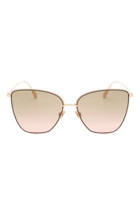 Женские солнцезащитные очки DIOR розового цвета, арт. DI0RS0CIETY1 DDB   Фото 3