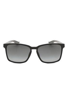 Женские солнцезащитные очки DIOR черного цвета, арт. DI0RB24.2F 807 | Фото 3