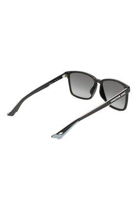 Женские солнцезащитные очки DIOR черного цвета, арт. DI0RB24.2F 807 | Фото 4