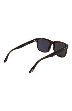 Женские солнцезащитные очки TOM FORD коричневого цвета, арт. TF775 52A | Фото 4