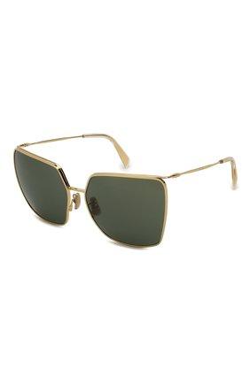 Женские солнцезащитные очки CELINE EYEWEAR черного цвета, арт. CL40135U 32N | Фото 1
