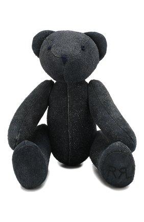 Детского игрушка медведь RRL синего цвета, арт. 417786202 | Фото 1
