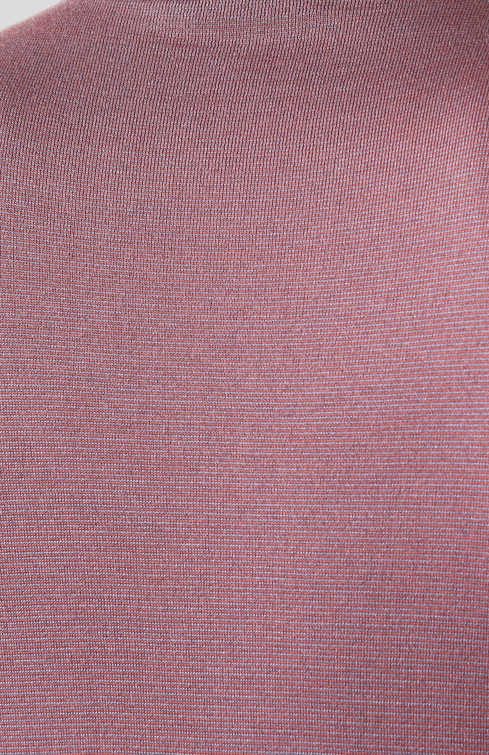 Мужской шелковый джемпер ZILLI розового цвета, арт. MBT-RN060-0PTI1/MC02   Фото 5