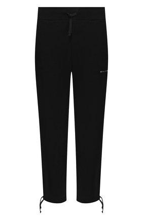 Мужской хлопковые брюки 1017 ALYX 9SM черного цвета, арт. AAMPA0104FA01 | Фото 1