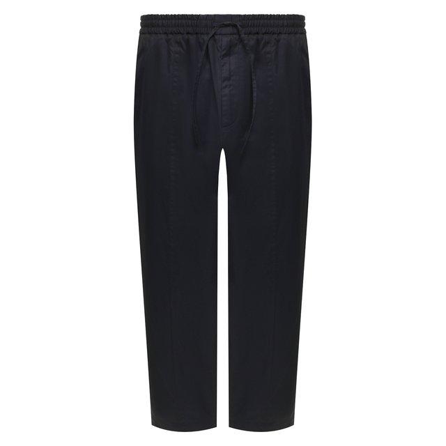 Хлопковые брюки Jil Sander.