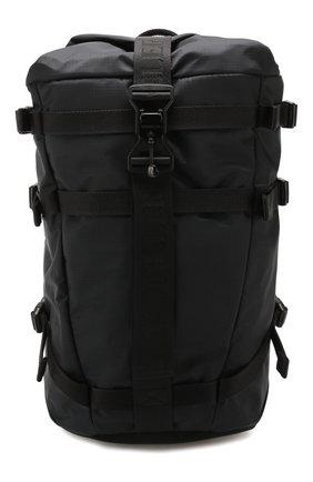 Мужской текстильный рюкзак MONCLER черного цвета, арт. F1-09A-5A703-10-02SB1   Фото 1