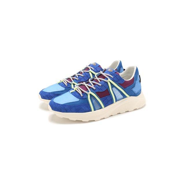 Комбинированные кроссовки Hide&Jack — Комбинированные кроссовки