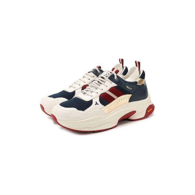 Комбинированные кроссовки Viber Bally — Комбинированные кроссовки Viber
