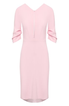 Женское платье DOROTHEE SCHUMACHER розового цвета, арт. 742024/SM00TH ATTRACTI0N | Фото 1