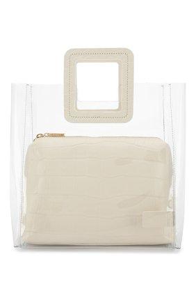 Женская сумка shirley  STAUD кремвого цвета, арт. 27-9013 | Фото 1