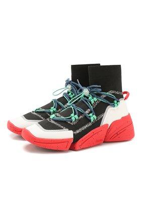 Текстильные кроссовки K-Sock   Фото №1