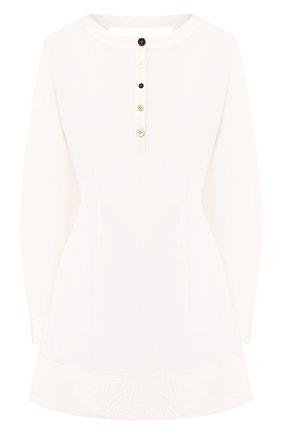Женское хлопковое платье RUBAN белого цвета, арт. RРS20 - 10.2.51.1 | Фото 1