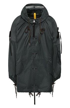 Женская куртка 2 moncler 1952 MONCLER GENIUS темно-серого цвета, арт. F1-094-1B504-80-C0450 | Фото 1