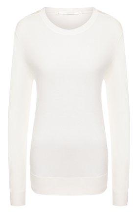 Женский пуловер HELMUT LANG светло-серого цвета, арт. K01HW511   Фото 1