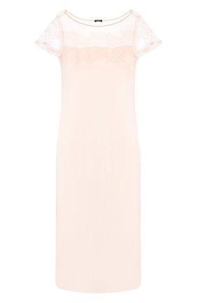 Женская сорочка RITRATTI MILANO бежевого цвета, арт. 71142   Фото 1