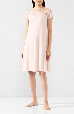 Женская сорочка RITRATTI MILANO бежевого цвета, арт. 71142   Фото 2