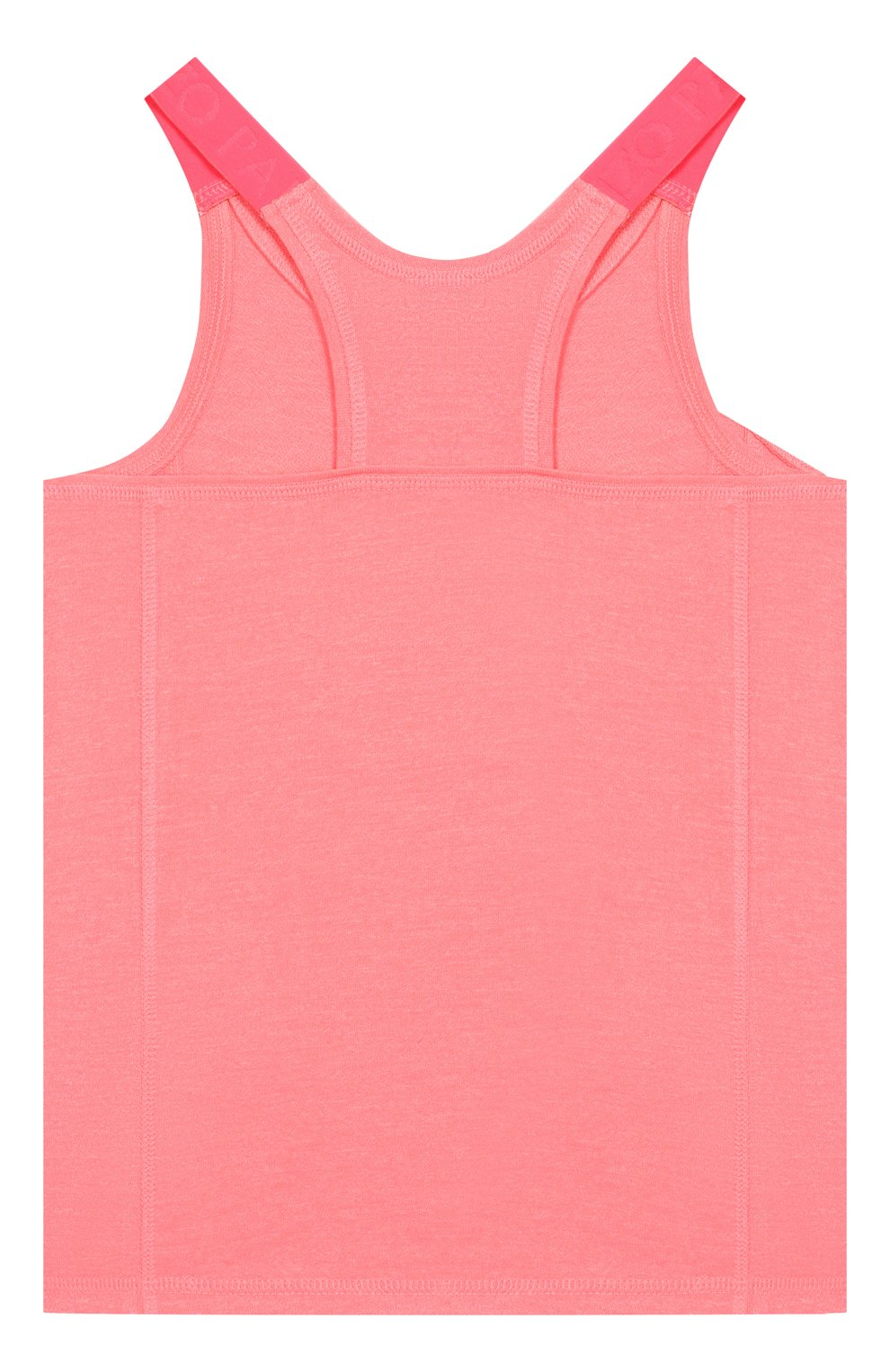 Детская топ KENZO розового цвета, арт. KQ10288 | Фото 2