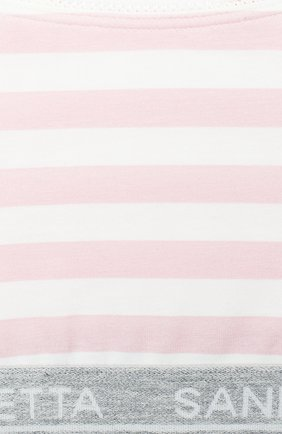 Детский бра-топ SANETTA розового цвета, арт. 346031 3526   Фото 3