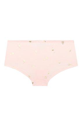 Детские трусы SANETTA розового цвета, арт. 346088 3990 | Фото 2