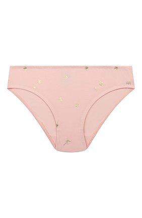 Детские трусы SANETTA розового цвета, арт. 346087 3990 | Фото 1