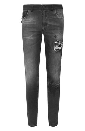 Мужские джинсы RH45 темно-серого цвета, арт. HP06 | Фото 1