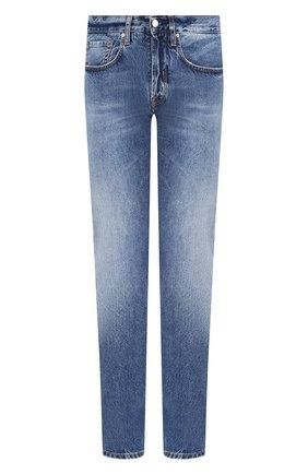 Мужские джинсы 2 MEN JEANS синего цвета, арт. GIULIAN0/YNGM6 | Фото 1