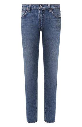Мужские джинсы CITIZENS OF HUMANITY синего цвета, арт. 6150-850 | Фото 1