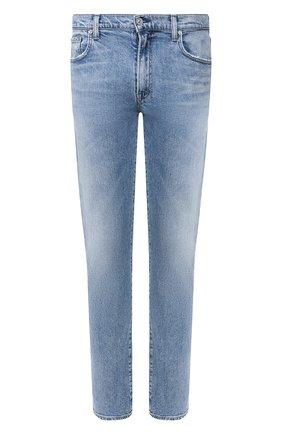Мужские брюки CITIZENS OF HUMANITY синего цвета, арт. 6180-1140 | Фото 1