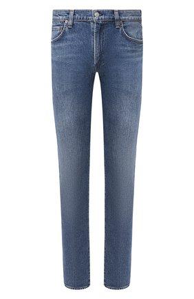 Мужские джинсы CITIZENS OF HUMANITY синего цвета, арт. 6180-850 | Фото 1
