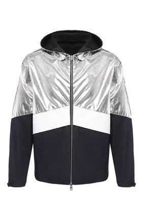 Мужская куртка MONCLER серебряного цвета, арт. F1-091-1B706-00-54AGT | Фото 1