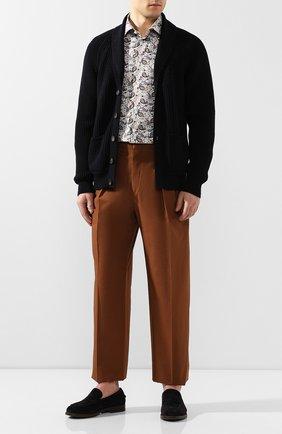 Мужская хлопковая сорочка ETON разноцветного цвета, арт. 1000 00739 | Фото 2