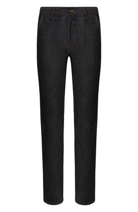 Мужские джинсы BRIONI темно-серого цвета, арт. SPL50M/P9D17/SUNSET | Фото 1