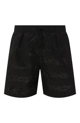 Детского плавки-шорты STONE ISLAND SHADOW PROJECT черного цвета, арт. 7219B0316 | Фото 1