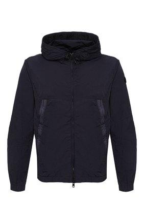 Мужская куртка scie MONCLER темно-синего цвета, арт. F1-091-1A700-60-53705   Фото 1