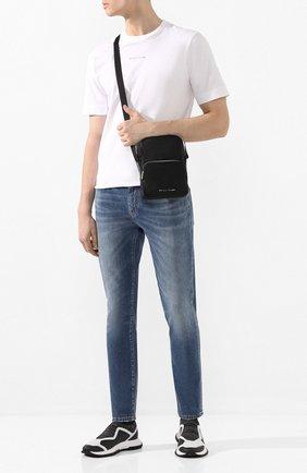 Мужская текстильная сумка-планшет 1017 ALYX 9SM черного цвета, арт. AAMSB0022FA01 | Фото 2