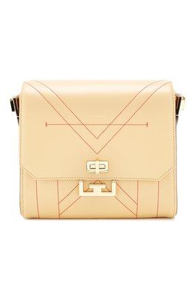 Женская сумка eden medium GIVENCHY бежевого цвета, арт. BB50C8B0TV | Фото 1